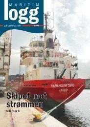 Skipet mot strømmen - TVU-INFO