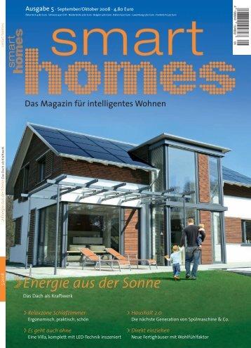 Energie aus der Sonne - Michael Arndt Systemintegration