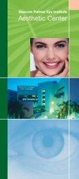 Aesthetic Center - Bascom Palmer Eye Institute