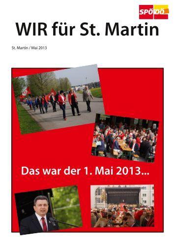 WIR für St. Martin - SPÖ