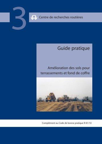Guide pratique - FEDIEX