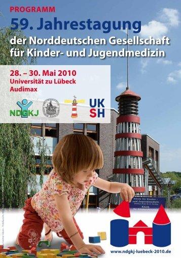 59. Jahrestagung der Norddeutschen ... - ndgkj luebeck 2010