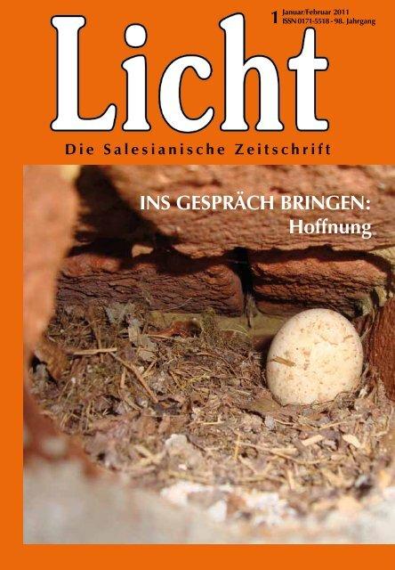 INS GESPRÄCH BRINGEN: Hoffnung - Franz Sales Verlag