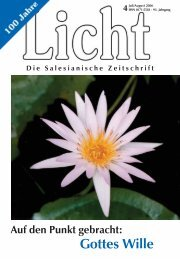 Gottes Wille - Franz Sales Verlag