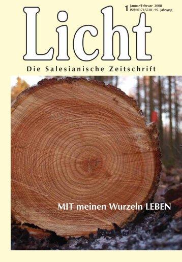MIT meinen Wurzeln LEBEN - Franz Sales Verlag