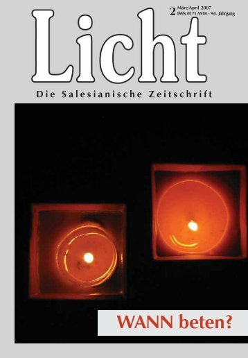 WANN beten? - Franz Sales Verlag