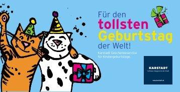 tollsten Geburtstag