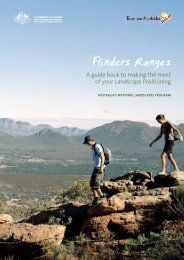 Flinders Ranges - Tourism Australia