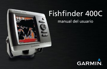 Fishfinder 400C - Garmin