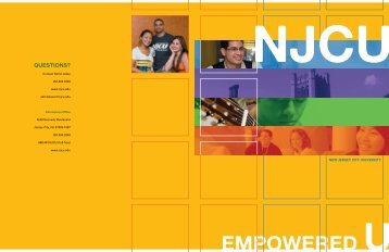 EMPOWERED U - New Jersey City University