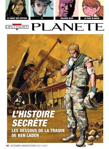 Téléchargez le Delcourt Planète #61 en PDF