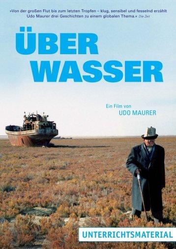 ÜBER WASSER - Ein Film von UDO MAURER - BMU
