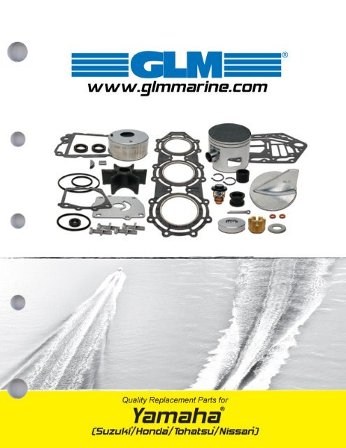 Rubber 90430-12072-00 GASKET part for Yamaha Parsun Outboard Engine
