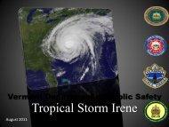 Tropical Storm Irene