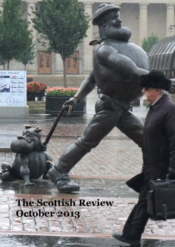 The Scottish Review October 2013