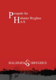 download prospekt (pdf) - Halsnæs Bryghus