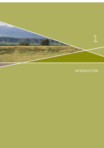 Chapter 1: Introduction - Victorian Environmental Assessment Council