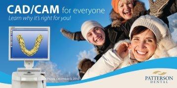 CAD/CAM - Patterson Dental
