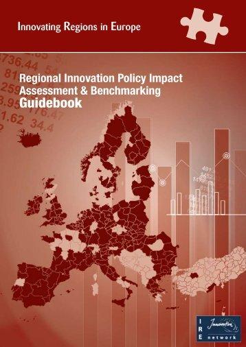 Regional Innovation Policy Impact Assessment ... - Urenio
