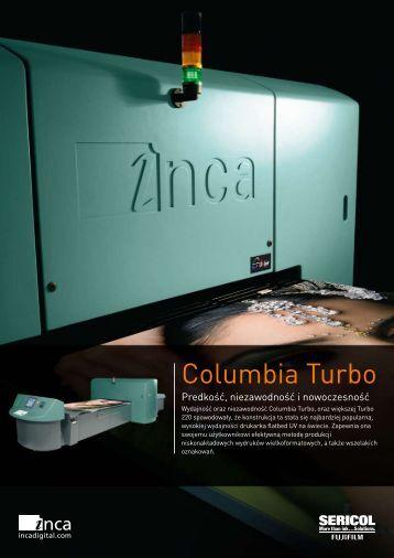 Columbia Turbo - FUJIFILM SERICOL