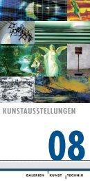 2702_080111_Jahresprogramm 08_RZ.indd - Kulturforum Schorndorf