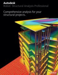 Autodesk® Robot™ Structural Analysis Professional ... - Ideate