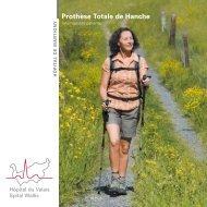 Prothèse Totale de Hanche-Informations patients - Hôpital du Valais