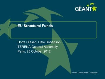 EU Structural Funds - Terena