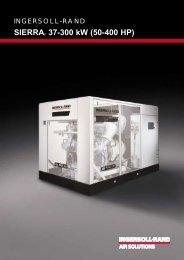 SIERRA® 37-300 kW (50-400 HP)