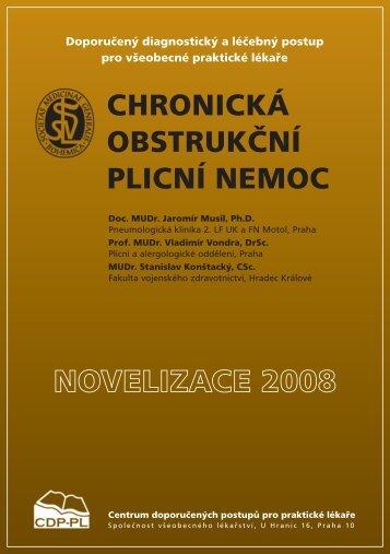 chronická obstrukční plicní nemoc - Společnost všeobecného lékařství