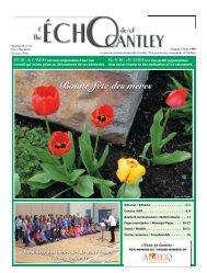 Mai - Echo of Cantley / Écho de Cantley