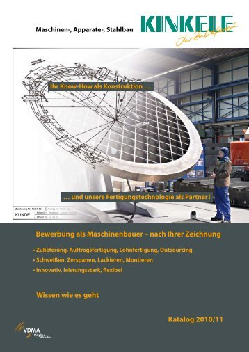 Katalog 2010 - Kinkele GmbH & Co. KG
