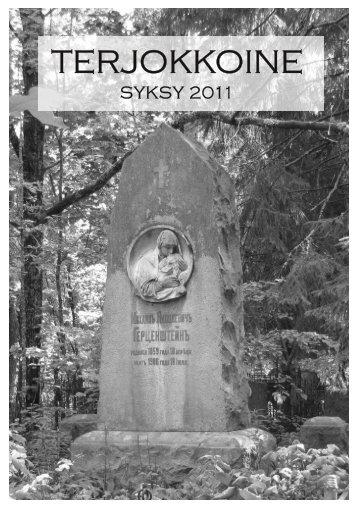 Terjokkoine 2/2011 - Terijoki