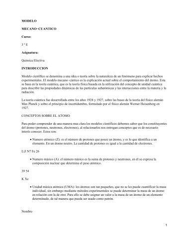 MODELO MECANICO-CUANTICO.pdf - Cosmofisica