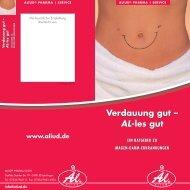 Verdauung gut - Aliud Pharma GmbH & Co. KG