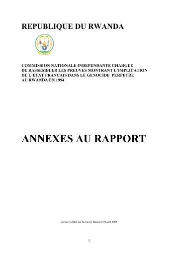 ANNEXES AU RAPPORT - Commission d'Enquête Citoyenne - Free