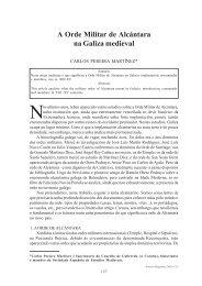 A Orde Militar de Alcántara na Galiza medieval - Anuario Brigantino