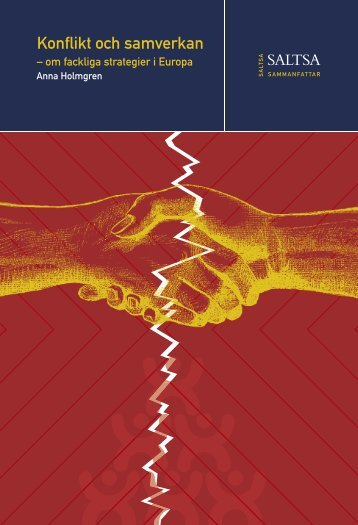 Konflikt och samverkan - Ekonomisk-historiska institutionen
