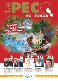 N° 328 - Journal de décembre 2011 - Le Pecq
