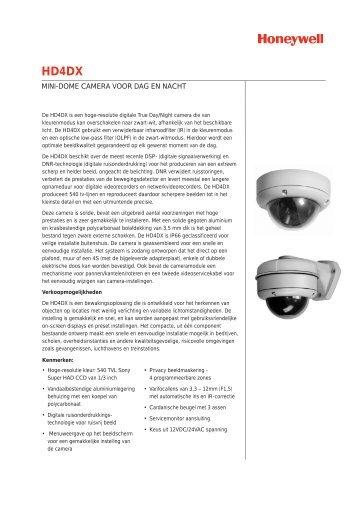 HD4DX - De Beveiligingswinkel