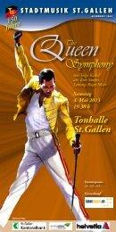 Symphony - Stadtmusik SG