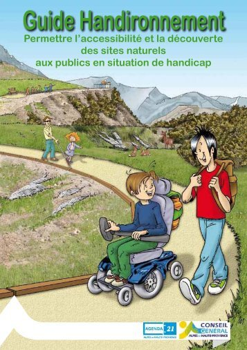 """Télécharger le """"guide handironnement"""" - Alpes-de-Haute-Provence"""