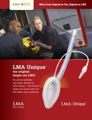 LMA Unique™ - LMA North America