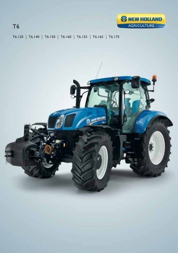 T6 - New Holland