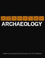 blogging-archaeology