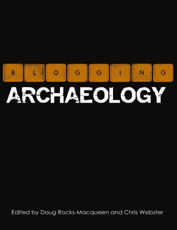 blogging-archaeology