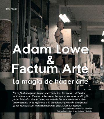 View - Factum Arte
