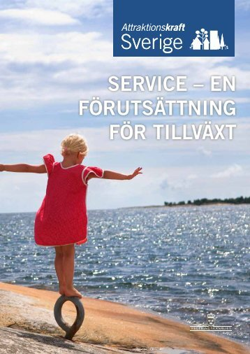 Service – en förutSättning för tillväxt - Regeringen
