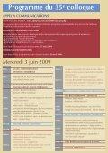 Programme - Alpha Visa Congrès - Page 2