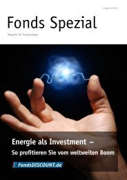 Energie als Investment – - Diana Feser